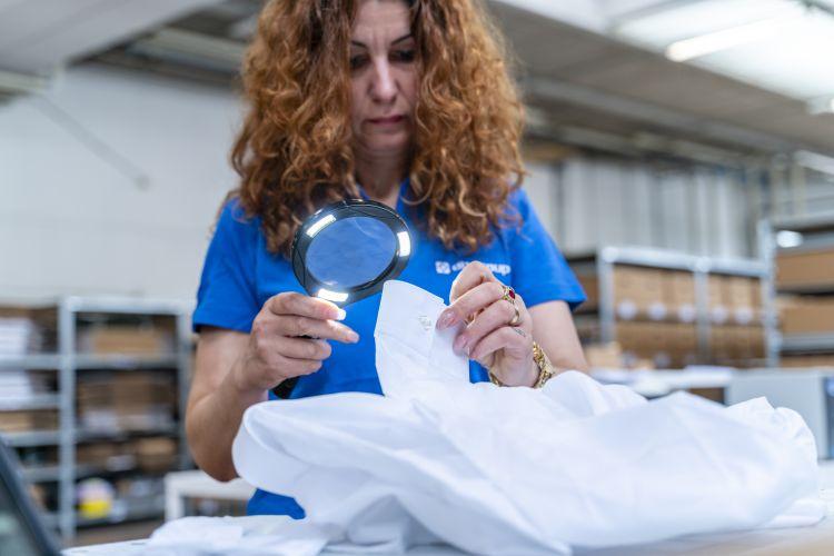 Servizi per il monitoraggio della qualità delle tue merci