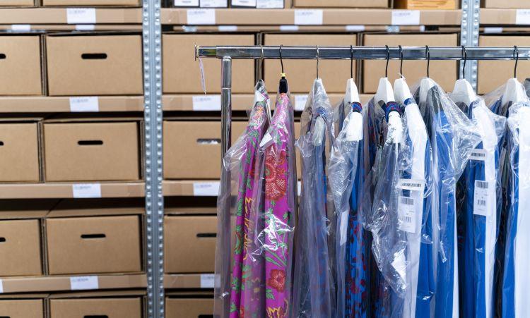 Soluzioni logistiche per il Fashion