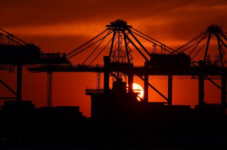 Italy port strike