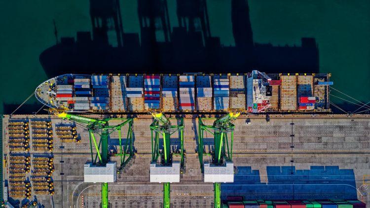 USA - congestionamento porti