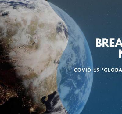Covid-19 global update 2021