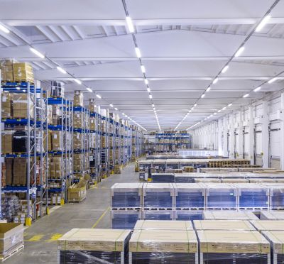 Logistics and warehouses solutions in the U.S.
