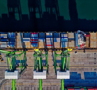 USA - ports congestion